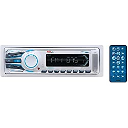 See Boss Audio Marine Single-Din In-Dash Mechless Receiver