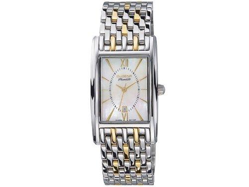 Dugena QUADRA ATTICA 7000064 - Reloj de mujer de cuarzo, correa de acero inoxidable color varios colores