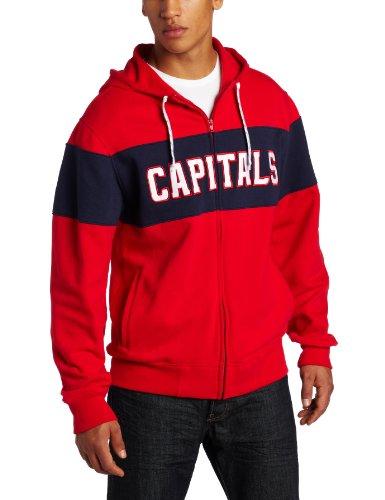 NHL Washington Capitals Neutral Zone Full Zip