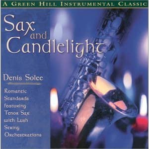 Sax & Candlelight