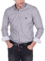 Giorgio Di Mare Camisa Hombre (Gris)