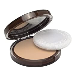 CoverGirl Clean Pressed Powder, Normal Skin, Classic Tan 160