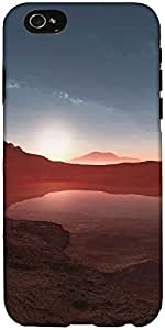 Snoogg nature wallpaper 4 Hard Back Case Cover Shield For Apple Iphone 6 S / 6s