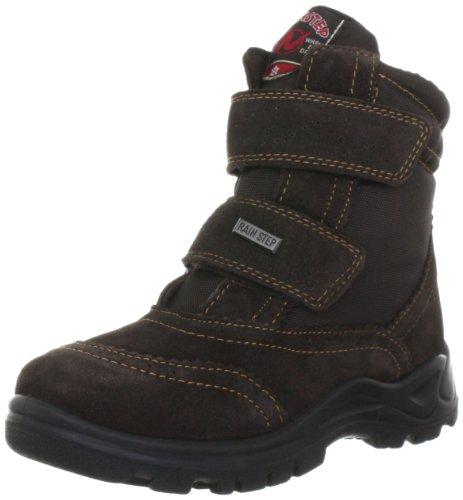 Naturino Villach01 Boots Unisex-Child Brown Braun (CAFFÃ) Size: 22
