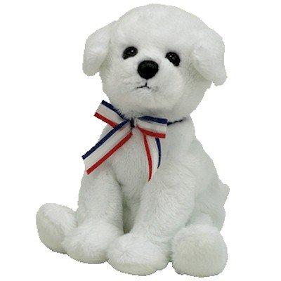 Ty Beanie Babies Fireworks - Dog (BBOM July 2007) - 1