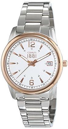 buy Cerruti Women Watch Silver Crm103Str04Ms