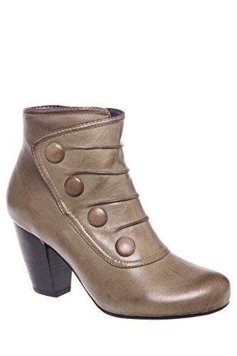 Denise Mid Heel Boot