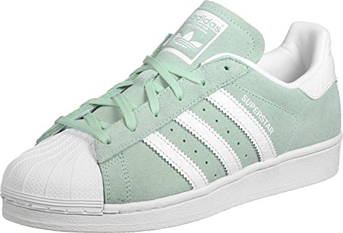 adidas Superstar W Scarpa 5,0 ice mint/white