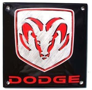 dodge-vitreous-enamelled-badge-jj1212