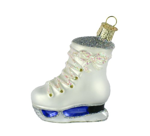 Old World Christmas Ice Skate Ornament