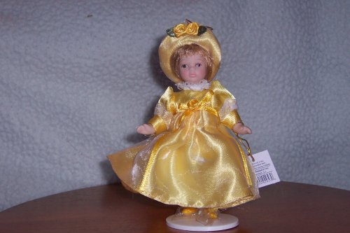 Spring Yellow - Buy Spring Yellow - Purchase Spring Yellow (Show Stoppers, Toys & Games,Categories,Dolls,Porcelain Dolls)