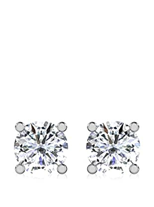 Friendly Diamonds Pendientes FDT6311W Oro Blanco