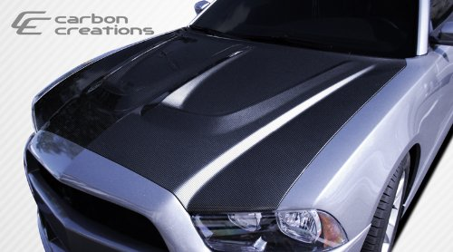 2011-2013 Dodge Charger Carbon Creations Hot