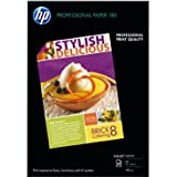 HP Professional Brochure and Flyer - Glossy paper - A3 (297 x 420 mm) - 180 g/m2 - 50 sheet(s)