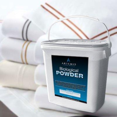 Biological Laundry Powder - 10kg Tub of Clothes Washing Powder