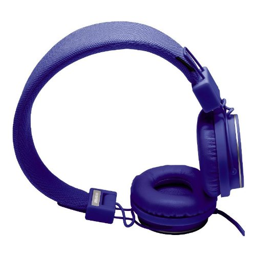 Urbanears Plattan On Ear Headphones - Cobalt