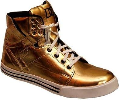 APPE Jordan ankle length Casual shoes GOLDEN: Buy Online at Low
