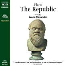 The Republic Audiobook by  Plato Narrated by Bruce Alexander