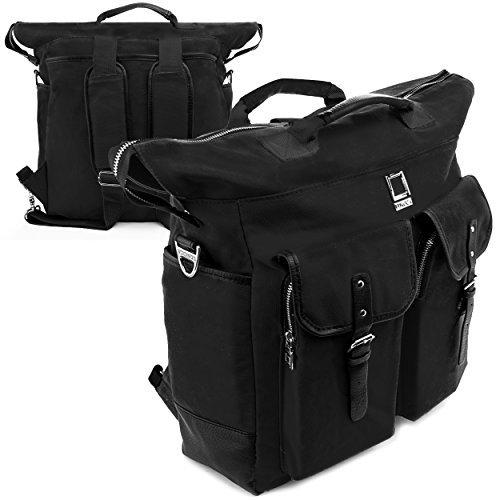 lencca-phlox-backpack-black-carry-on-laptop-bag-fits-11-12-13-14-15-inch-macbook-laptop-ultrabook-by