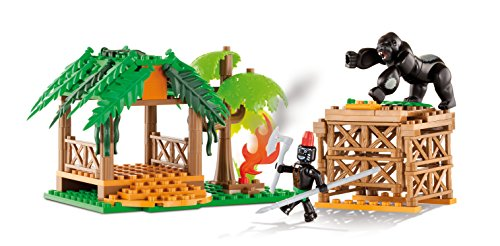 COBI Wild Story Jungle Guard Building Kit