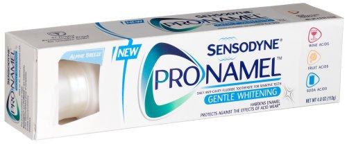 Sensodyne – Pronamel Gentle Whitening Toothpaste [Alpine Breeze] (3 pack)