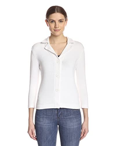 Kier & J Women's Solid Blazer