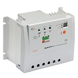 MPPT Tracer2210RN Solar Charge Controller Regulator 12/24V INPUT 20A from TRACER