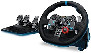 Logitech G29 Driving Force Race Wheel for PS3/PS4