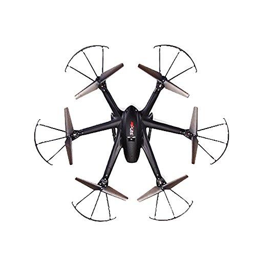 GARY&GHOST Quadricottero X600 FPV MJX RC 4CH 4 Canali Quadcopter Elicottero Drone Aereo 2.4GHz Radio Remote Gyro 6 assi 6 Eliche LED eliche Può Essere Installato Camera Giocattolo Giochi Regalo 3D Flip Roll Nero