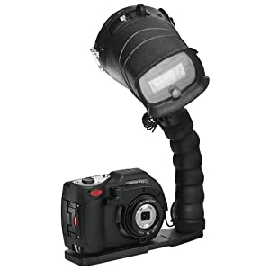 SeaLife DC1400 Pro 14MP HD Underwater Digital Camera with Flash & Flex Arm... by SeaLife
