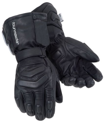 Tourmaster Mens Synergy 2.0 Electric Gloves Black Small S