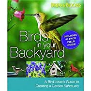 H D A, Inc. PE10997 Backyard Bird Book