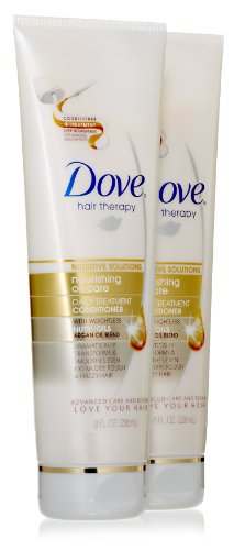Dove Nutritive Therapy, Nourishing Oil Care Daily Treatment Conditioner, 8 Ounce (079400124050)