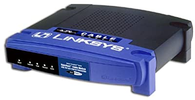 Cisco-Linksys BEFCMU10 Ethernet Cable Modem