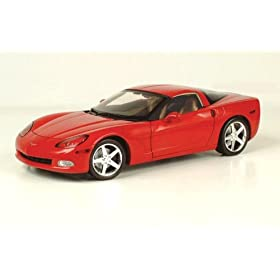 diecast car: chevy corvette c6