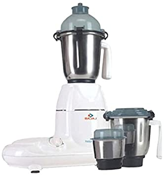 Bajaj Twister 750-Watt Mixer Grinder with 3 Jars