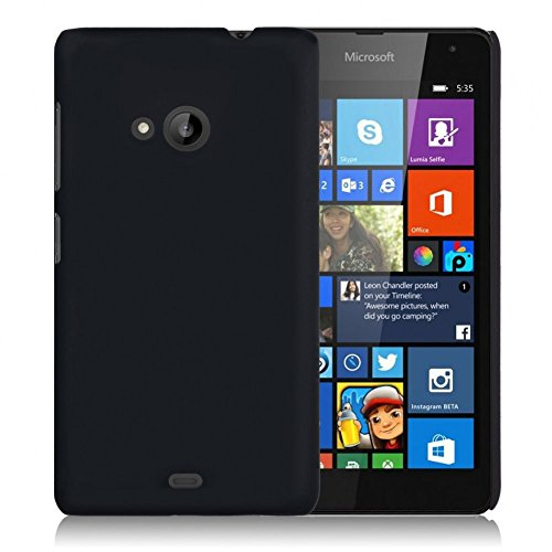 Microsoft-Lumia-535-Smartphone-127-cm-5-Zoll-Display-Quad-Core-Snapdragon-200-Prozessor-12GHz-5-Megapixel-Kamera-Single-SIM-Win-81