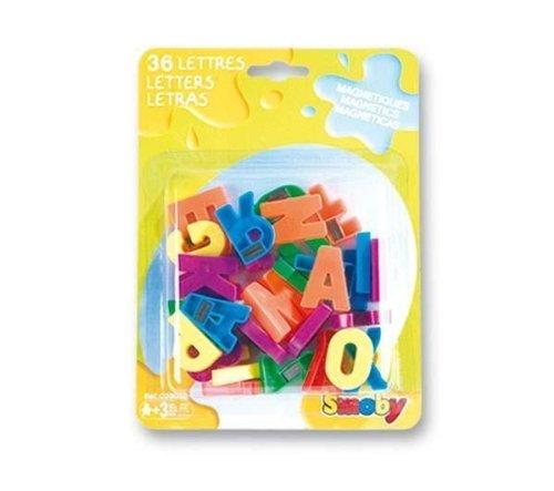 Imagen principal de SMOBY - 028 004 - Creative Ocio - 36 letras magnéticas minúsculas