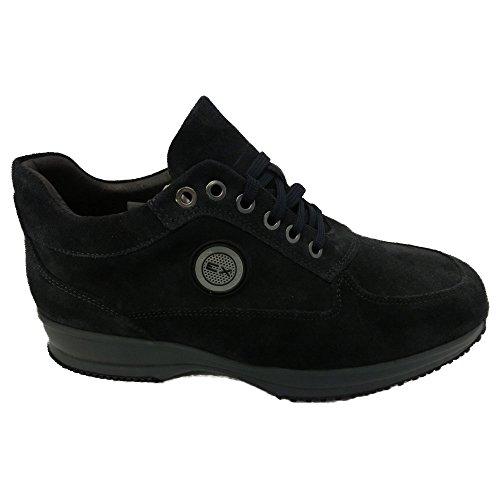Scarpe sneaker uomo Exton made in italy ak24 Profondità (42)
