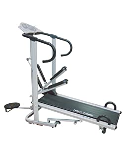Pro Fit J888 Manual Treadmill available at Amazon for Rs.11000