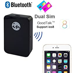 FABDY GoodTalk Dual SIM Device for Apple iOS iPhone, iPad, iPod, iTouch & iWatch