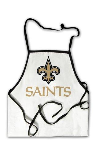 New Orleans Saints Grilling BBQ Apron