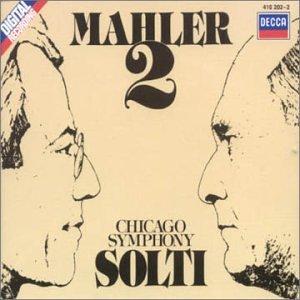 Mahler Solti Chicago Symphony Orchestra Mahler