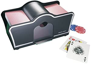 Automatic 2-Deck Card Shuffler (GT002)