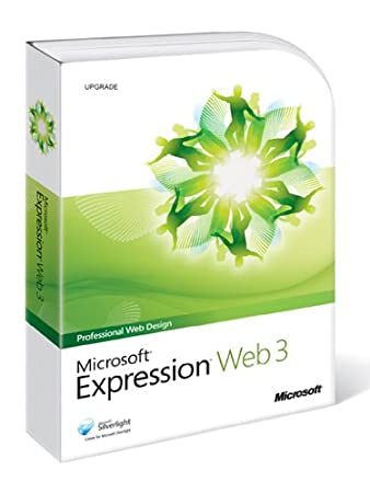 Microsoft Expression Web 3 Upgrade
