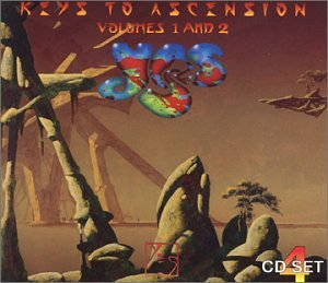 Yes - Vol. 1-2-Keys to Ascension - Zortam Music