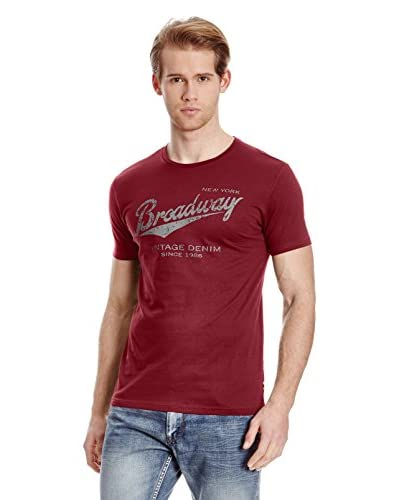 Broadway NYC Camiseta New York Azul Oscuro