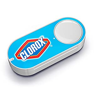 Clorox Dash Button from Amazon