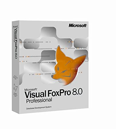 Microsoft Visual Foxpro Professional 8.0 Upgrade [Old Version]