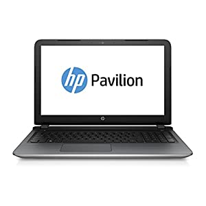 HP Pavilion Laptop Computer With 15.6in. Screen 5th Gen Intel(R) Core(TM) i3 Processor, Windows(R) 10, 15-ab157nr